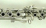 Regent Metal Bb Clarinet