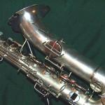 1922 Buescher C-Melody saxophone