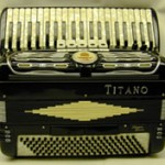 Titano Standard Accordion