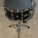 Self-built Electronic Snare Drum Pad