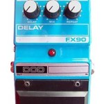DOD FX90 analogue delay