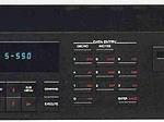 Roland S-550 Sampler